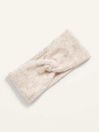 Cozy Sweater-Knit Ear Warmer Headband for Women | Old Navy