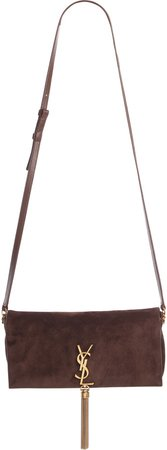 Kate Reversible Leather Shoulder Bag