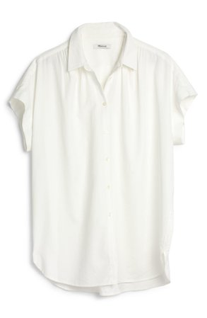 Madewell Central Blouse   Nordstrom