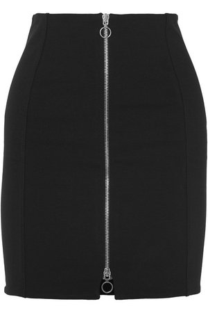 Ninety Percent | Roma stretch-jersey mini skirt | NET-A-PORTER.COM