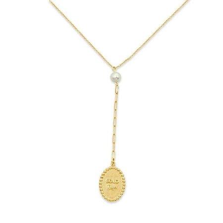 ISOLA BELLA Necklace - Gold - ALONA