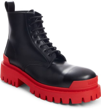 Balenciaga Combat Boot (Men)