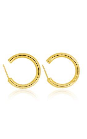 Holly Ryan Mini Tube Hoop Earrings