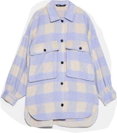 plaid falnnel jacket