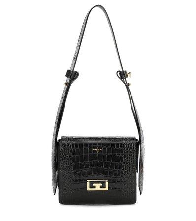 Eden Small Leather Shoulder Bag - Givenchy | Mytheresa