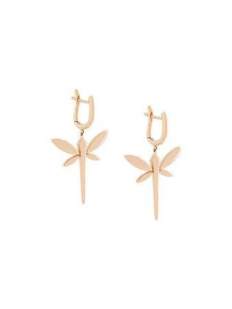 Anapsara Dragonfly drop earrings