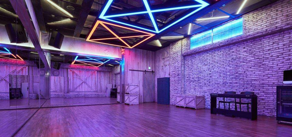 dance practice room