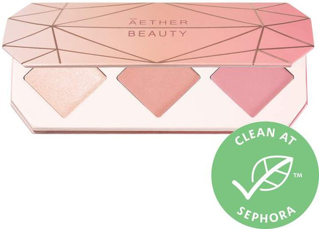 Beauty - Crystal Charged Cheek Palette