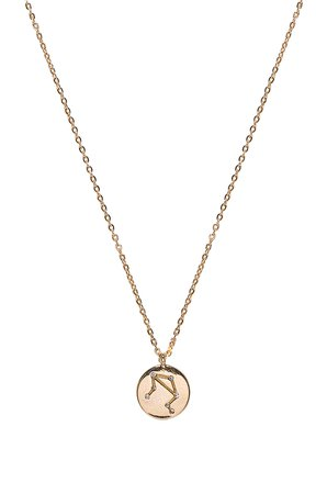 Written in the Stars Libra Necklace