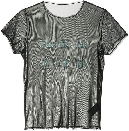Tu Es Mon Trésor Paradise Lost T-shirt