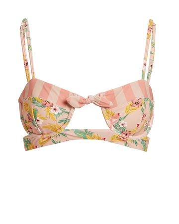 Antigua Knot Bikini Top