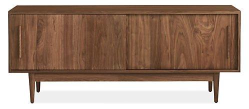 Grove Media Cabinets - Modern Media Storage - Modern Living Room Furniture - Room & Board