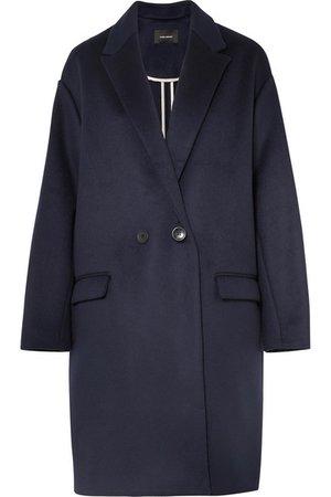 Isabel Marant | Filipo oversized wool-blend coat | NET-A-PORTER.COM