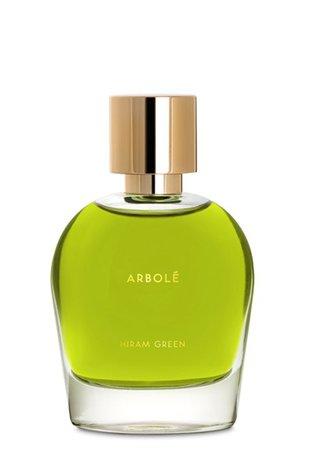 Arbole Eau de Parfum by Hiram Green Perfumes   Luckyscent