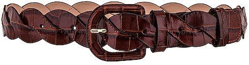 Deidre Wavy Pieced Belt