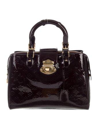 Louis Vuitton Vernis Melrose Avenue Bag - Handbags - LOU224855   The RealReal