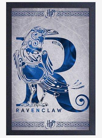 Harry Potter Ravenclaw Poster