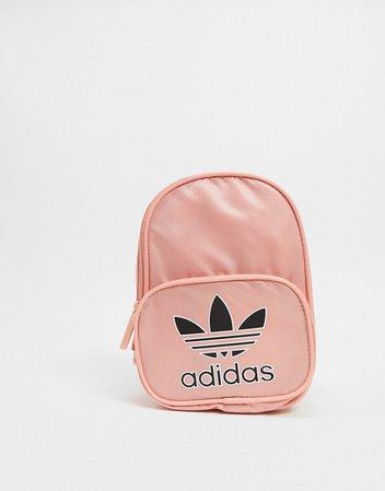 adidas Originals mini backpack in pink   ASOS