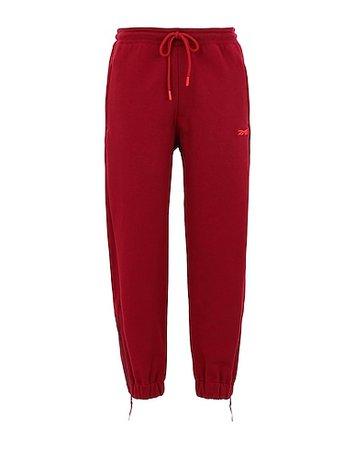 Reebok X Victoria Beckham Rbk Vb Jogger - Athletic Pant - Women Reebok X Victoria Beckham Athletic Pants online on YOOX United States - 13544967HB