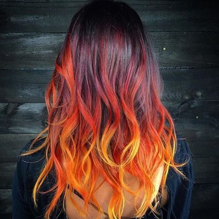 Hair like Fire