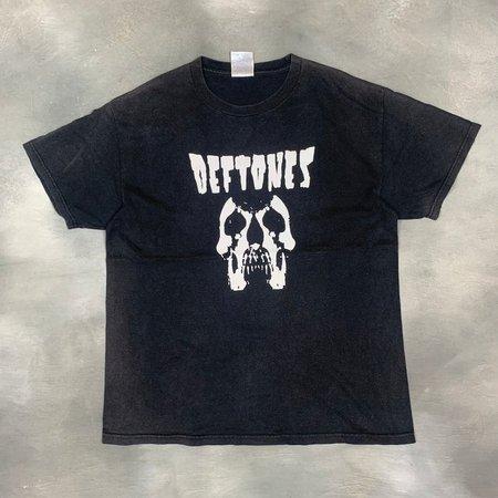 00s Deftones Tour T Shirt/90s Deftones Alternative Metal Band | Etsy