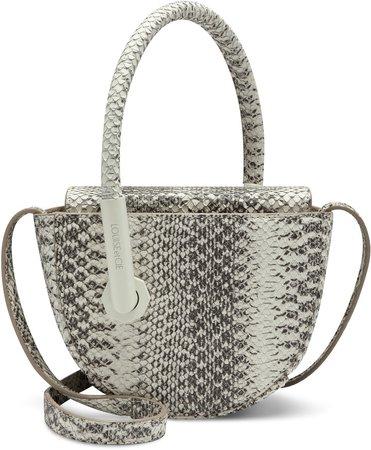 Mez Convertible Top-Handle Bag