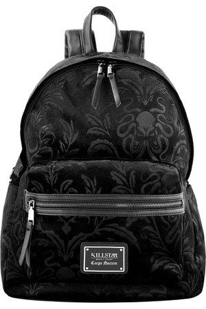 Aeons Velvet Backpack - Shop Now | KILLSTAR.com | KILLSTAR - US Store