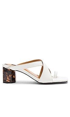 JAGGAR Square Heel in Lilac | REVOLVE