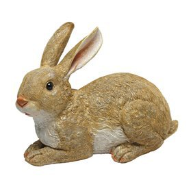 Small Sitting Bunny Garden Statue - Walmart.com