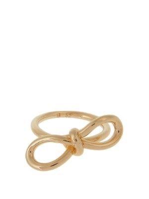 Balenciaga Boucle Bow Ring