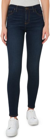 Isabel Organic Cotton Blend Skinny Jeans