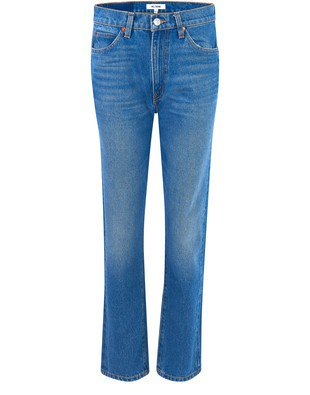 Women's Straight 70s jeans | RE/DONE | 24S