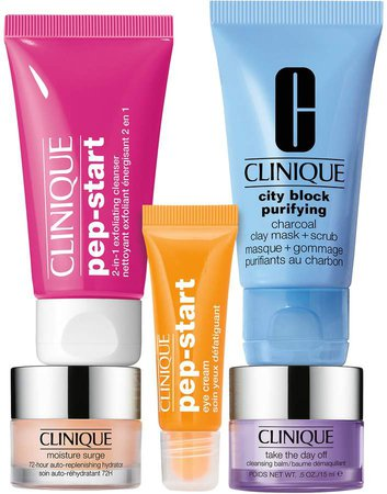 Clinique's Best-Selling Minis