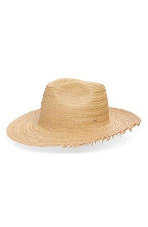 Saint Laurent Waikiki Straw Hat | Nordstrom