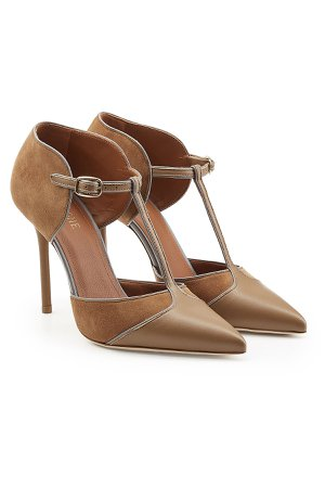 Sadie Pumps with Leather and Suede Gr. EU 36