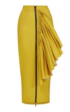 High Waisted Knit Skirt by Versace | Moda Operandi