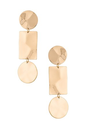 8 Other Reasons Mercury In Retrograde Earrings in Gold | REVOLVE