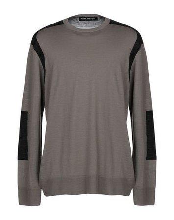 Neil Barrett Sweater - Men Neil Barrett Sweaters online on YOOX United States - 39949304LD