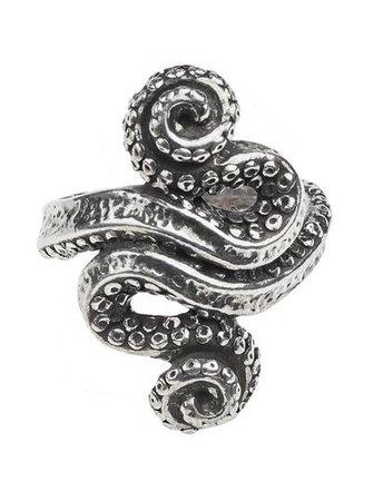 """Kraken"" Ring by Alchemy of England   Inkedshop"