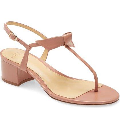 Alexandre Birman Clarita Bow Slingback Sandal
