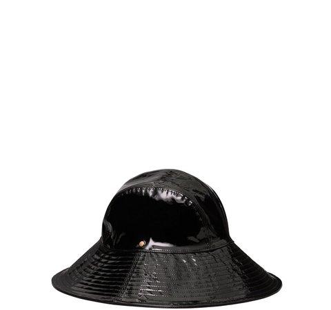 Patent Bucket Hat