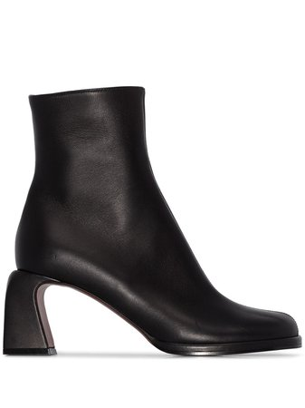 Manu Atelier Chae 65mm Ankle Boots - Farfetch