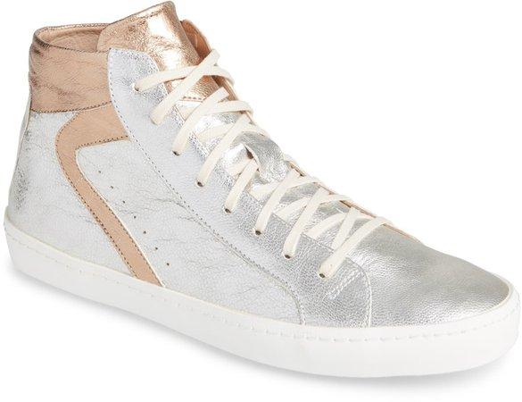 Sandy High Top Sneaker