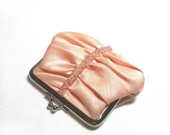 peach blush evening bags - Google Search