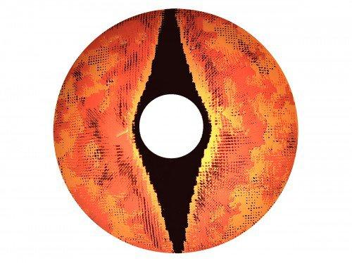 orange lenses