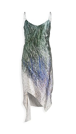 Off-White Bouroullec Spiral Slip Dress   SHOPBOP