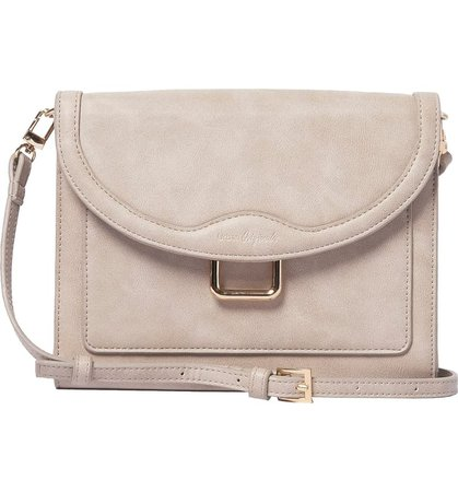 Urban Originals The Edit Vegan Leather Crossbody Bag | Nordstrom