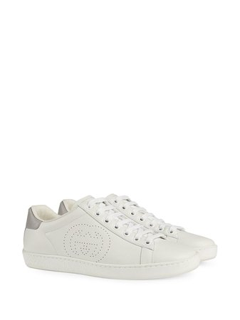 Gucci Ace Low-Top Sneakers | Farfetch.com