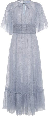 Luisa Beccaria Maxi Dress