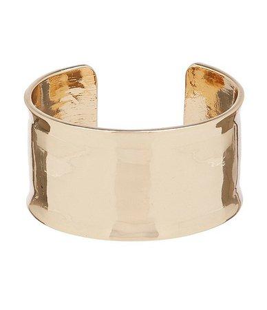 Anna & Ava Gold Cuff Bracelet | Dillard's